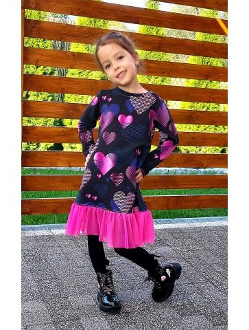 Piękna sukienka ZOŚKA_PL dla dziewczynki