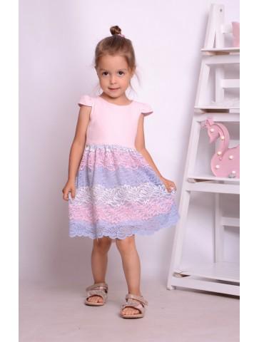 Koronkowe sukienki na wesele dla mamy i córki lub druhen