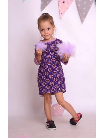 Sukienka do przedszkola Masza i Niedźwiedź