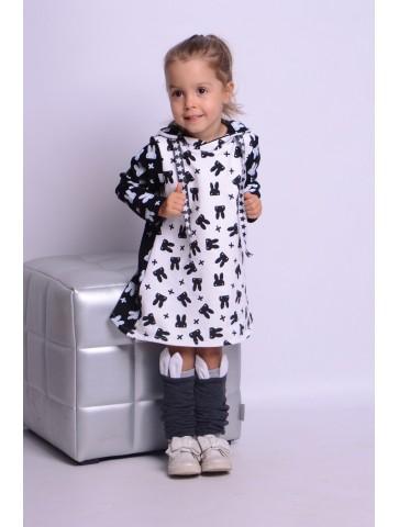 Sukienka króliczki