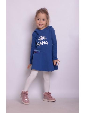 Blaue Kleider GIRL GANG