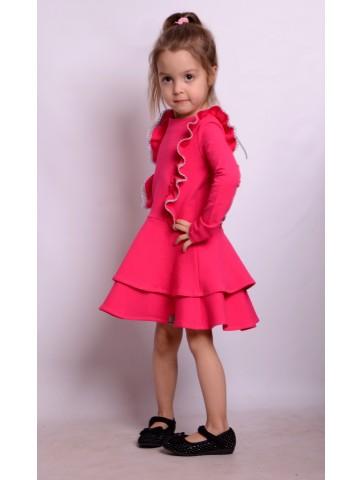 Sukienka princeska dla dziewczynki